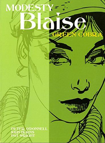 Preisvergleich Produktbild Modesty Blaise: Green Cobra
