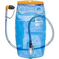 Deuter Trinkblase Streamer, Botella de Agua Compacta, Transparente, 2 L