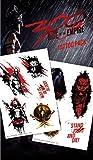 1art1 Set: 300, Rise of an Empire, Spartans, 9 Tattoos Tattoo Pack (17x10 cm) Inklusive 1x Überraschungs-Sticker