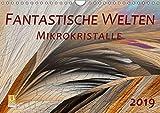 Fantastische Welten Mikrokristalle (Wandkalender 2019 DIN A4 quer): Erleben Sie durch die Kunst der Mikrofotografie ein Jahr voller farbiger Momente. ... 14 Seiten ) (CALVENDO Wissenschaft)