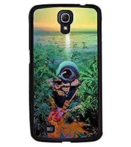 Aart Designer Luxurious Back Covers for Samsung Galaxy Mega 6.3 + Flexible Portable Thumb OK Stand by Aart Store.