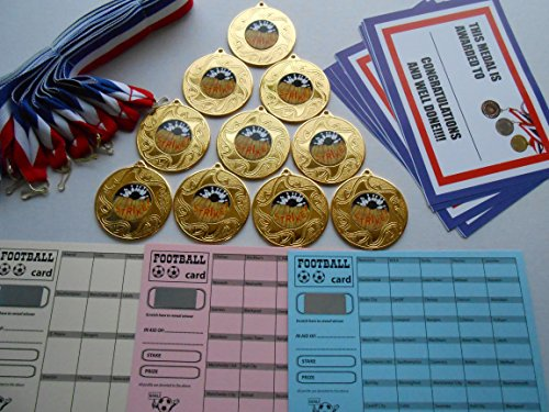 10-pin-bowling-medals-set-of-10-50-mm-metal-with-ribbons-and-certificates-free-scratch-cards