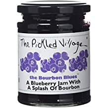 The Pickled Village The Bourbon Blues Jam 340 g (Pack of 6)