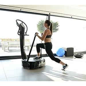JTX Pro-10: Power Vibration Plate  Powerful Whole Body Vibration