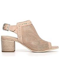 Nero Giardini - Sandalias de vestir de Piel para niña Blanco blanco - Blanco Size: 29