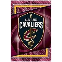 NBA Team Logo Poster (Cleveland Cavaliers-Logo)