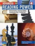 Advanced Reading Power 1st (first) Edition by Jeffries, Linda, Mikulecky, Beatrice S. published by Pearson Education ESL