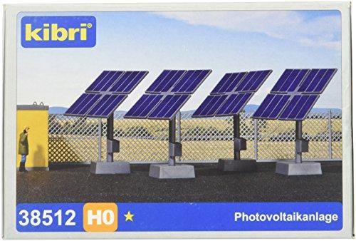 Kibri 38512 - H0 Photovoltaikanlage