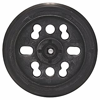 Bosch 3608601006 Grinding Plate for GEX 150 ACE, Black, Medium, 150 mm