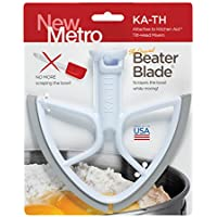 Beaterblade KA-TH - Accesorio para batidora de varillas, color blanco