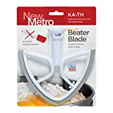 Beaterblade KA-TH - Accesorio para batidora de varillas, color blanco