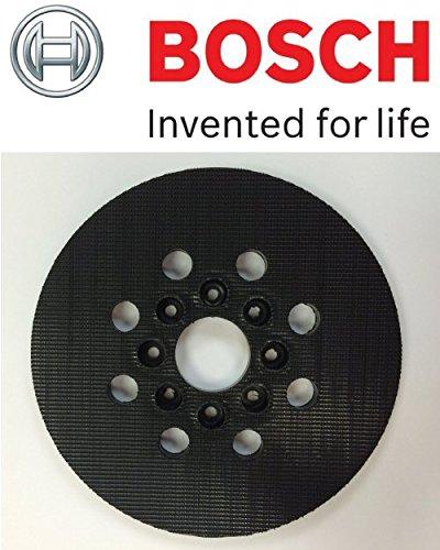 Preisvergleich Produktbild Bosch Original-Stützteller, für Bosch PEX 220A Schleifmaschine (Bosch-Teilenummer 2609000750), inkl. Cadbury Schokoriegel