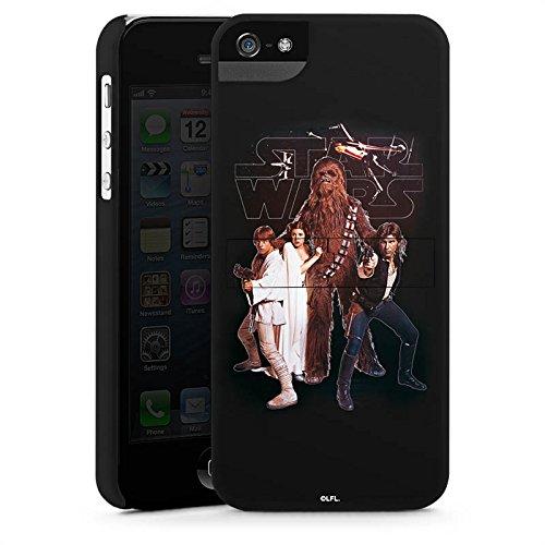 Apple iPhone X Silikon Hülle Case Schutzhülle Star Wars Merchandise Fanartikel Rebellen Armee Premium Case StandUp