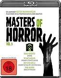 Masters of Horror Vol. 3 - Uncut  (Argento/Gordon/Coscarelli/Hooper) [Blu-ray]