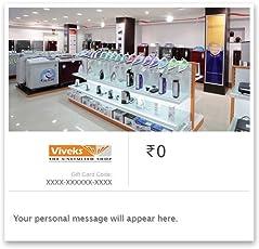 Viveks - Digital Voucher