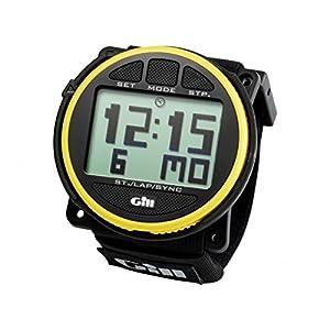 2018 Gill Regatta Race Timer Watch Yellow / Black buttons W014