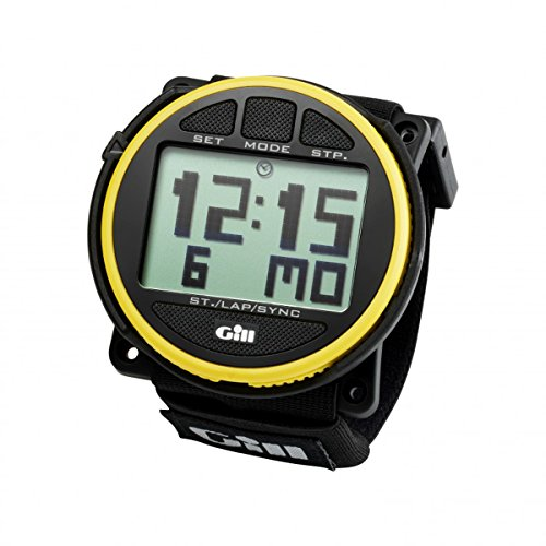Gill Regatta Race Timer Watch Yellow W014
