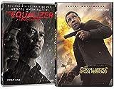 Locandina The Equalizer 1-2 Senza Perdono (2 Film DVD) Edizione Italiana