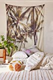 "Tropical Palm Coconut Tree Nature Sea Ocean Hawaii Beach Scenic Tapestry Wall Hanging Summer Paradise Wall Decor Art for Living Room Bedroom Dorm Decoration 58""H x 78""W"