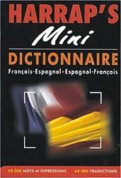 Harrap's Mini : Espagnol/français, français/espagnol