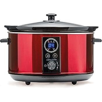 prestige 5.5 l digital slow cooker review