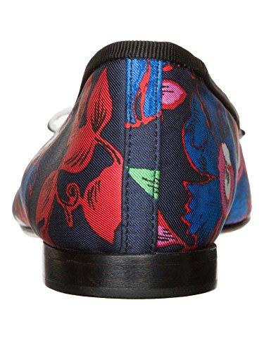 Dior Femmes Ballerines Fabriqué à la main Multicolore