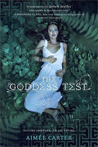 Goddess Test (Harlequin Teen)