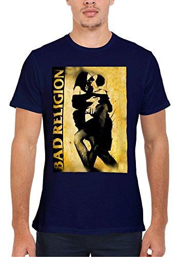 Bad Religion Kissing Nuns Novelty Men Women Damen Herren Unisex Top T Shirt Verschiedene Farben-L