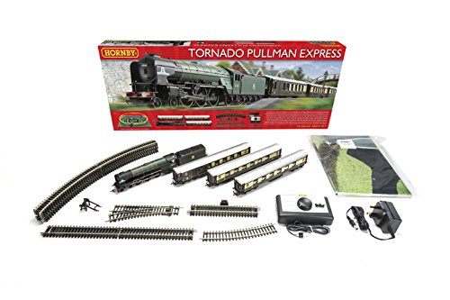 Hornby R1169 Tornado Pullman OO gauge Electric Train Set