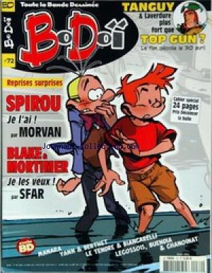 BODOI [No 72] du 01/03/2004 - TANGUY - T...