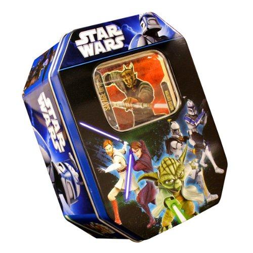 Diverse Star Wars Force Attax Serie 2 Tin Box (englisch)