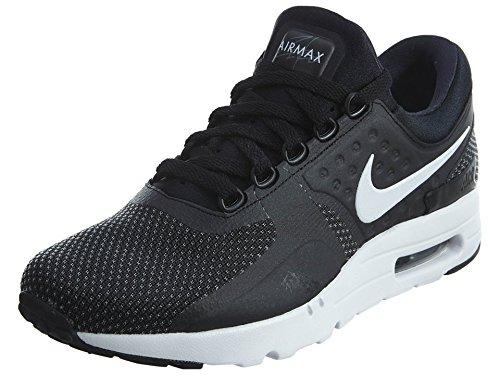 Nike Air Max Zero Essential, Scarpe da Ginnastica Uomo Nero (Black/White/Dark Grey)