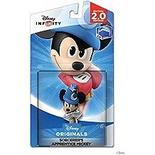 Disney Infinity: Disney Originals (2.0 Edition) Crystal Sorcerer's Apprentice Mickey Figure - Not Machine Specific by Disney Infinity