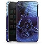 DeinDesign Apple iPhone 3Gs Housse étui Coque Protection Crâne Os Tête De Mort