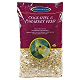 Johnson & Jeff Cockatiel & Parakeet Mix 1kg
