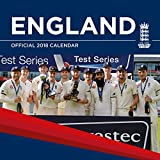 England Cricket Team Official 2018 Calendar - Square Wall Format Calendar (Calendar 2018)
