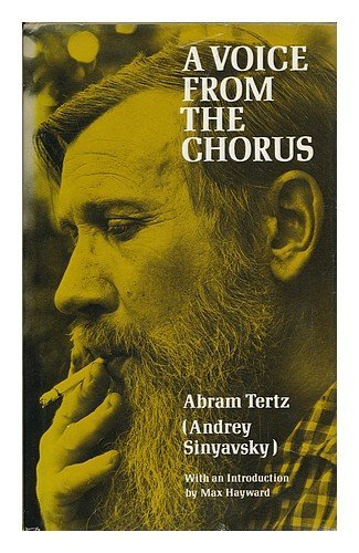 Voice from the Chorus by Abram Terts (1976-06-28)
