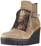 Gabor Shoes Damen Jollys Stiefel, Braun (Walnut/Bronce), 40.5 EU