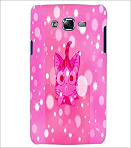 PrintDhaba Kitty D-2901 Back Case Cover for SAMSUNG GALAXY ON 5 (Multi-Coloured)
