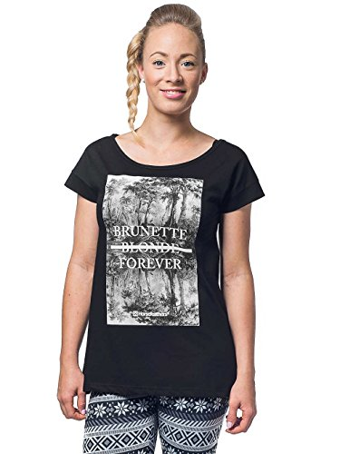 Horsefeathers T-Shirt Top Forever Blanc - Brunette