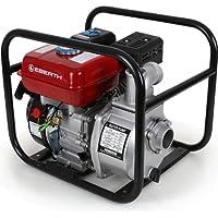 EBERTH 5.5 PS / 4,05 kW pompa a benzina per l'irrigazione e il drenaggio