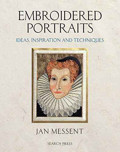 Embroidered Portraits Cover Image