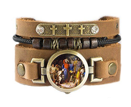 bracelet-with-painting-of-christ-casting-out-the-money-changers