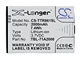 vintrons Replacement Battery For TP-LINK TBL-71A2000, (2000mAh / 7.4 Wh),