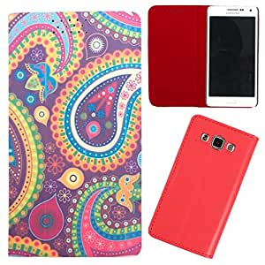 DooDa - For INTEX AQUA 3G PU Leather Designer Fashionable Fancy Flip Case Cover Pouch With Smooth Inner Velvet