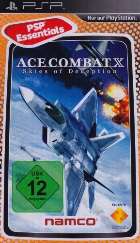 Ace Combat X: Skies of Deception [Essentials]