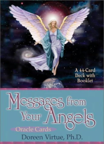 Messages from Your Angels: Oracle Cards (Deck) by Virtue PhD, Doreen (July 1, 2004) Cards