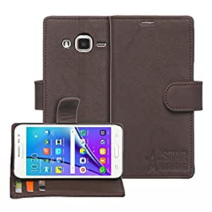 Stardiamond Flip Wallet ID Case Cover For Gionee Pioneer P2S
