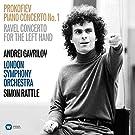 Prokofiev/Ravel : Concertos pour Piano