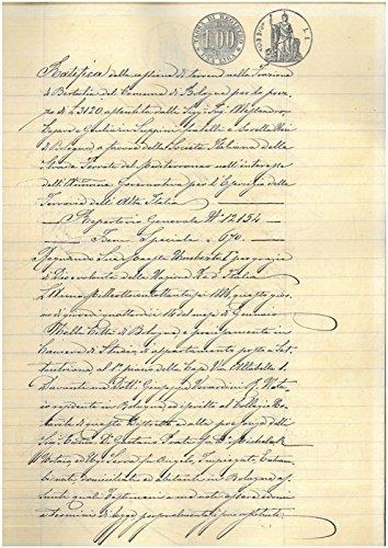 Ratifica della cessione di terreno nella Frazione di Bertalia nel Comune di Bologna